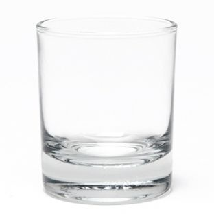 Votive Holder - Clear Glass